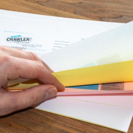 NCR PAPER* Xero/Form® II Carbonless