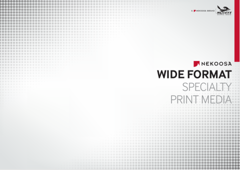Wide Format Product Guide