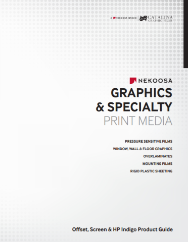 Graphics & Specialty Print Media